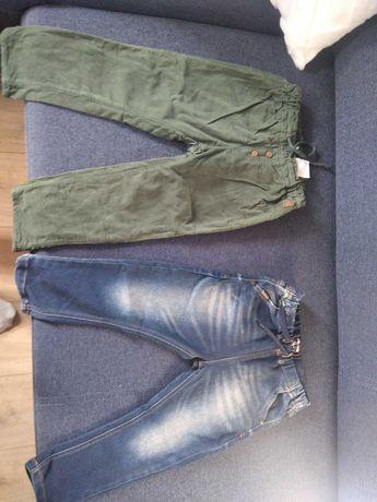 Spodnie next hm spodnie rozmiar 98