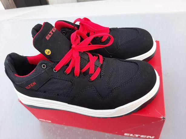 Nowe buty robocze elten 43