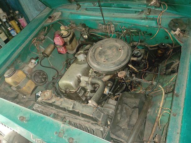 Москвич, двигатель 412