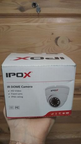 Nowa kamera kopułowa HD podczerwień