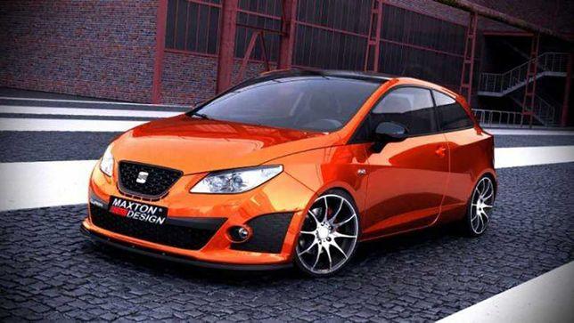 Seat Ibiza 6J (08-12) – Lâmina Desportiva Cupra (Texturado)