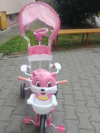 Rowerek rower trójkołowy dziecięcy dla dziecka