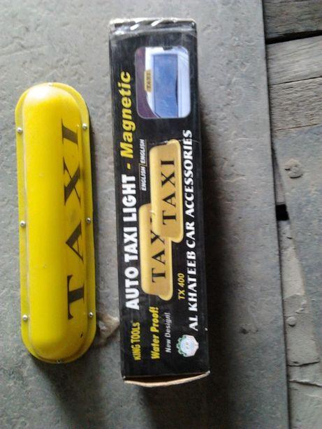Шашечки такси новые