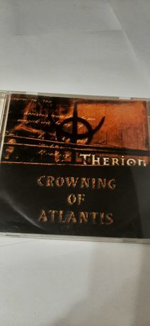 Therion crowning of atlantis plyta CD
