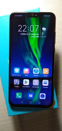 Huawei Honor 8X 128 ГБ / ОЗУ 4 ГБ