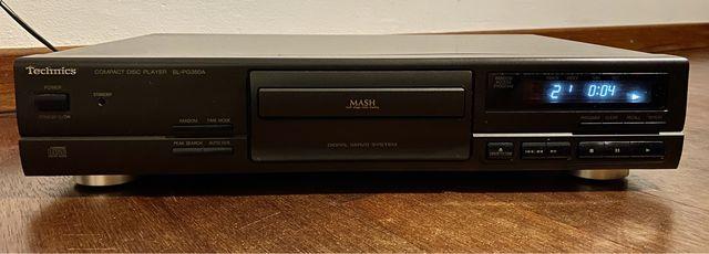Odtwarzacz CD - TECHNICS SL-PG380A