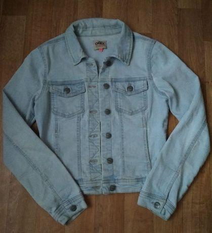 Куртка джинсовая для девочки 12-14лет