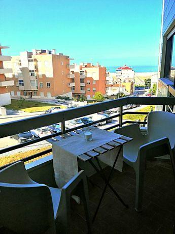 Apartamento para férias com vista para o mar (até 4 pessoas)
