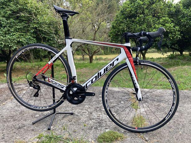 Bicicleta Estrada carbono coluer code shimano ultegra/105