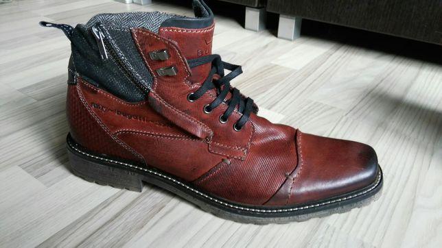 Bugatii buty meskie rozm 47 nowe