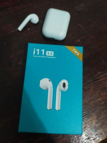 Продам оригинальные безпроводные наушники i11 5.0