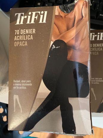 Produto Brasil - Meia calça trifil fio 70