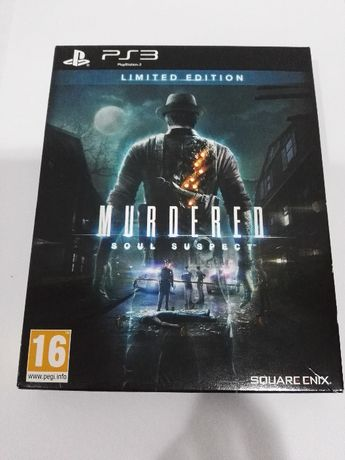 Lombardowski. Murdered Soul Suspect Limited Edition gra PS3