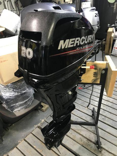 мотор лодочный MERCURY F 20 2018 год 4 такта новый