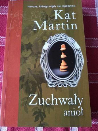 Książka romans - Kat Martin - Zuchwały anioł