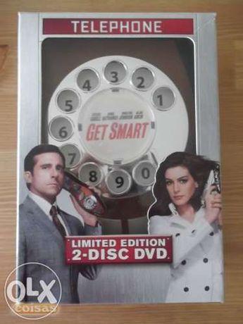Dvd get smarth ediçao sapato telefone