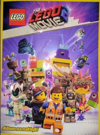 Lego Movie 2 Album na naklejki zamiana/sprzedaz