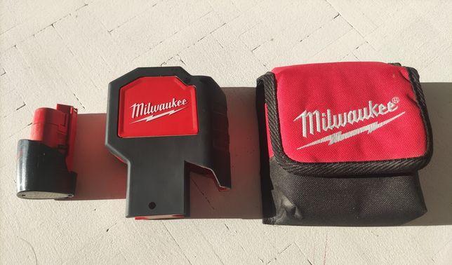Poziomica Laser Samopoziomujący Milwaukee C12BL2 + AKUMULATOR