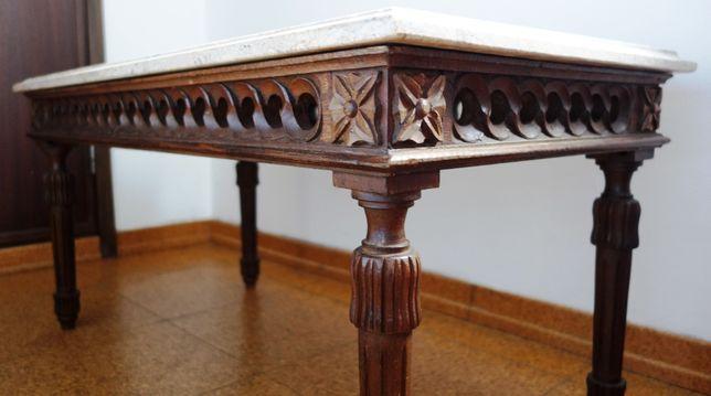 Mesa de centro antiga