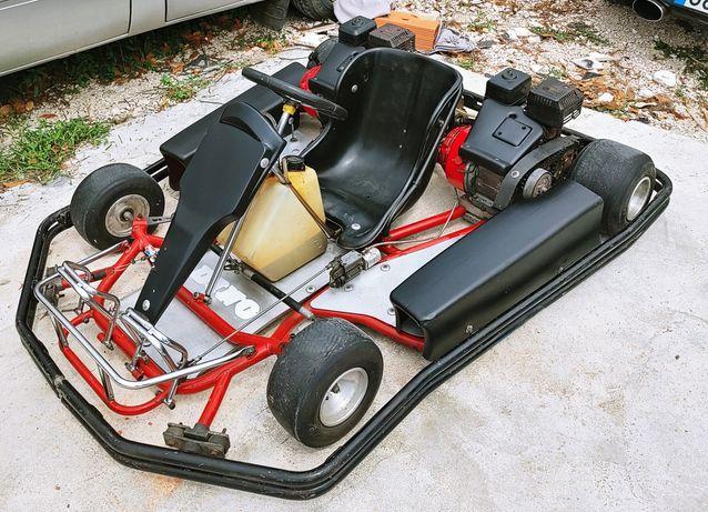 Kart 2 motores gx200