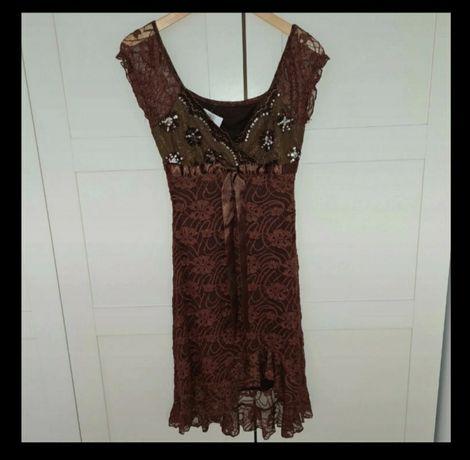Nowa sukienka z metką r. 38