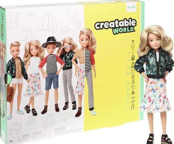 Кукла Creatable World создаваемый мир(разные.смотрите фото) ОРИГИНАЛ