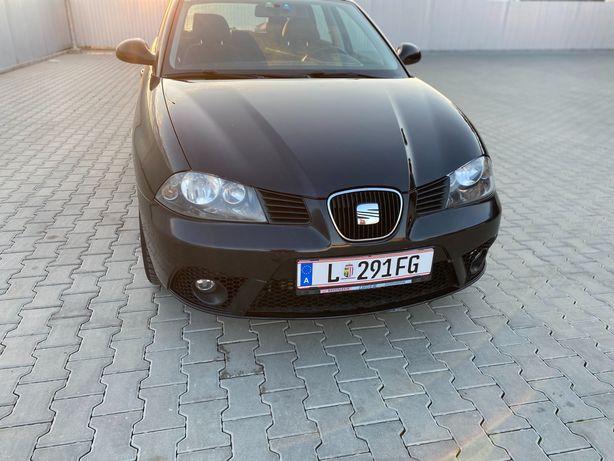 Seat Ibiza 1.4 benzyna, 4 drzwi 80 tys przebiegu!
