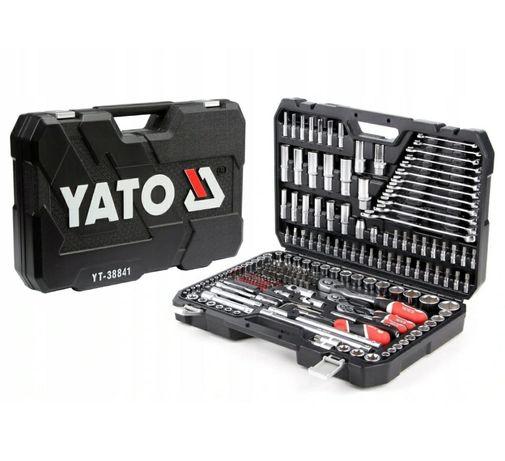 YATO-38841 - профессиональный набор инструментов