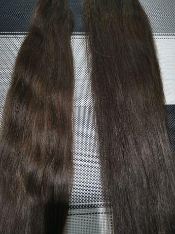 Włosy naturalne dziewicze Polskie nie farbowane 62cm i 67cm