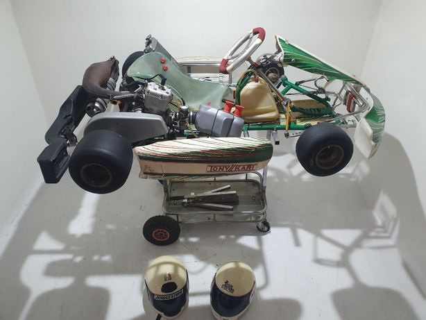 Gokart Karting Tony Kart Silnik Vortex Rok 125