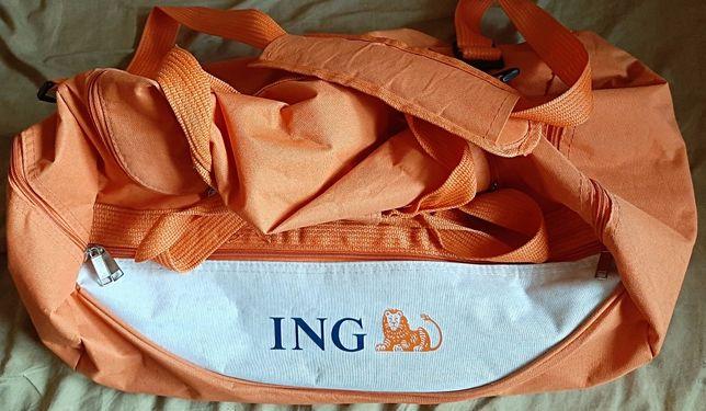 """Немецкая спортивная сумка ,,ING"""""""