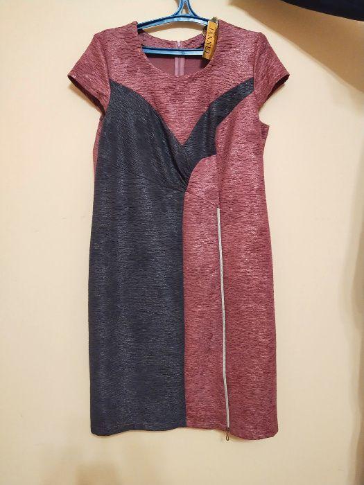 Платье красно-черн miss jannel Киев - изображение 1