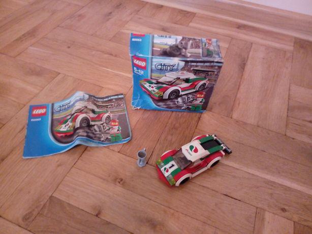 Lego 60053 - samochód wyścigowy