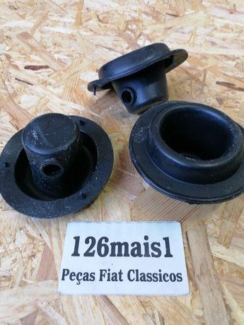 Fole inferior selector alavanca Fiat 127