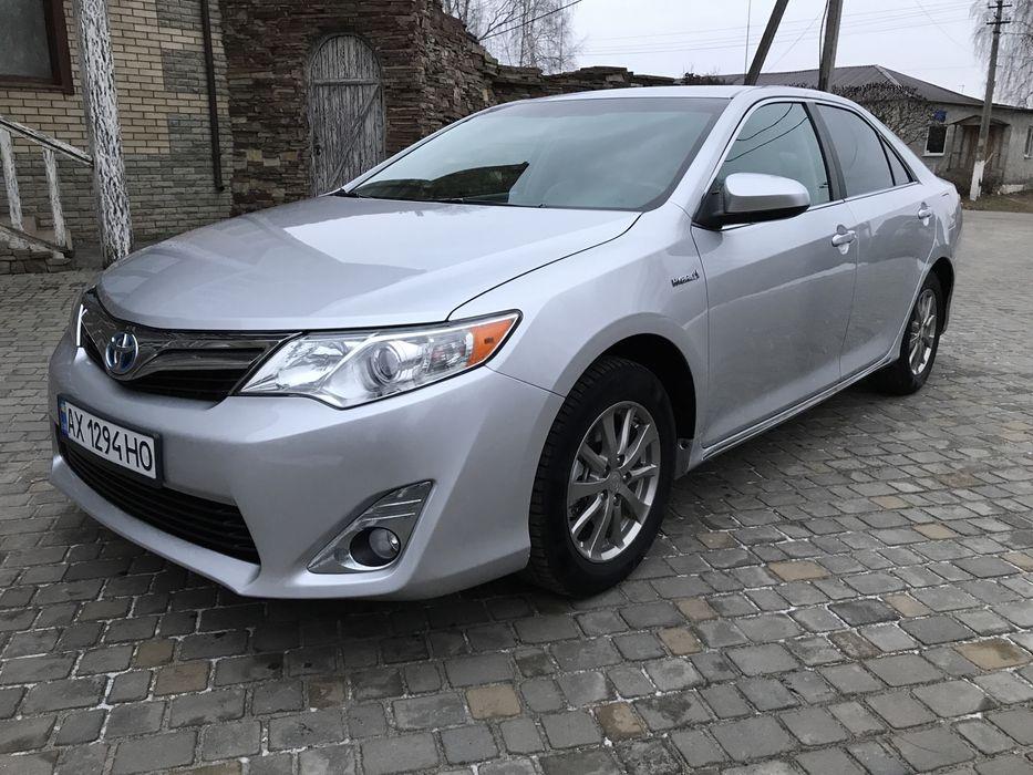 Toyota Camry Hybrid Харьков - изображение 1