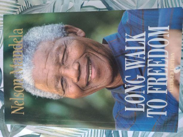 "Nelson Mandela,  Autobiography, ""Long Walk to Freedom"""