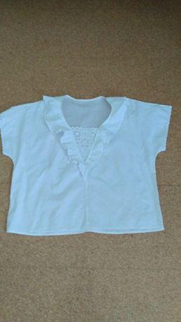 Блуза винтажная хлопок в Бохо стиле, 100% хлопок