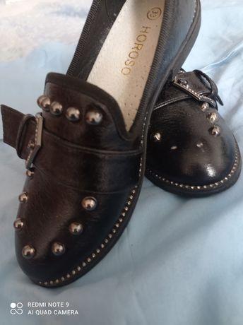 Детские туфли в школу