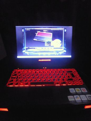 Ігровий Alienware R3 Black Gaming