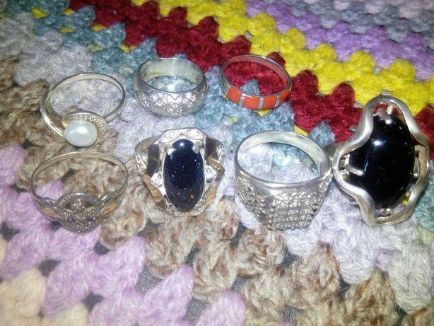 серебро 925 (кольцо, браслет)
