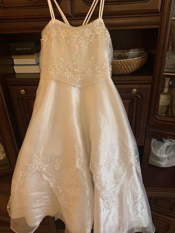 Sukienka komunijna uzywana