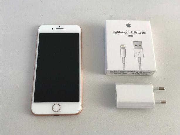 iPhone 8 dourado