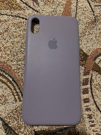 Чехол Apple Silicone Case для iPhone XS Max, оригинал