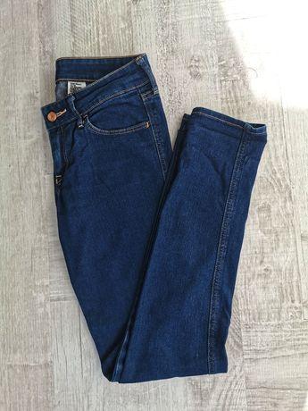 Jeansy spodnie dżinsy