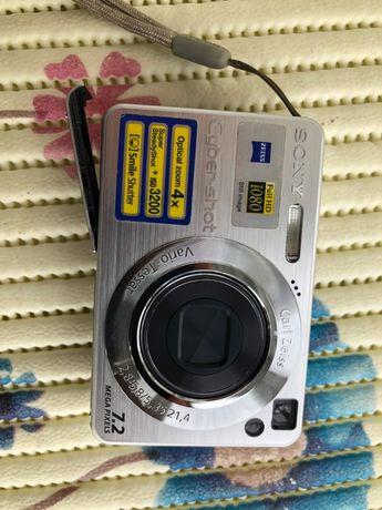 фотоапарат Sony DSC -w120