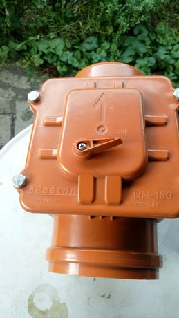Клапан обратный наружной канализации 160