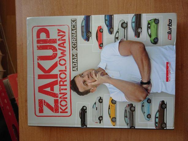 Książka Zakup Kontrolowany Adam Kornacki Motoryzacja poradnik
