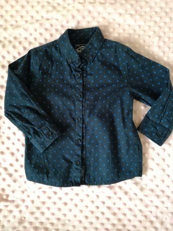 Koszula w groszki,next 92