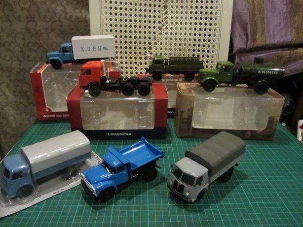 Kultowe ciężarówki PRL, CCCP