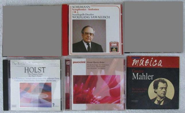 Pack 5 CDs - Vendo em separado